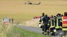 Военен хеликоптер катастрофира в Германия, пилотът загина