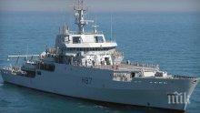 ОПАСНА БЛИЗОСТ: Русия и НАТО с паралелни маневри в Черно море