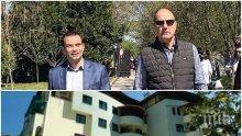 ЕКШЪН В ПИК: Кметът на Сандански Кирил Котев проговори след разкритията на медията ни за хотела на брат му: Разрешението  е дадено от държавата, не от общината. Говорим за вода все пак, не за наркотици!