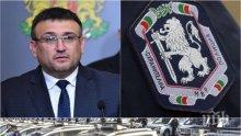 ЕКСКЛУЗИВНО: Младен Маринов с тежки думи навръх празника на МВР! Кога ще нараснат полицейските заплати и как ще се разправя с издънките в системата