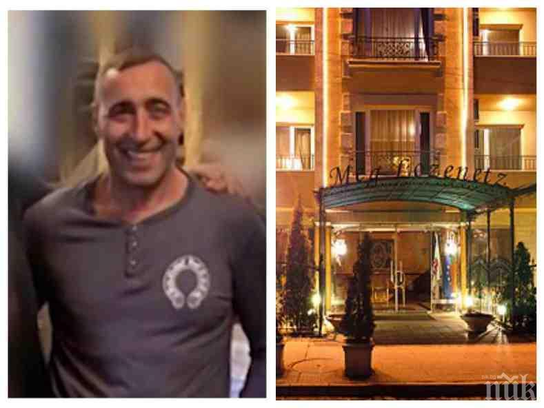 БЕЛЕЗНИЦИ: Арестуваха Жоро Шопа в Барселона