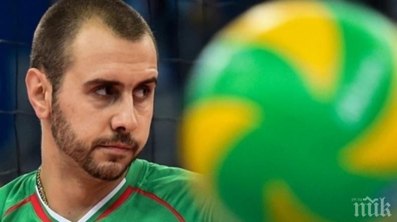 Вальо Братоев с емоционално изявление за националния отбор