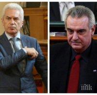ДРАМАТА ПРОДЪЛЖАВА! Сидеров избухна: Борисов да каже отказва ли се от моя подпис! Касабов го контрира: Махнахме го само от поста, скандалът е буря в чаша вода