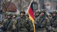 Германия отклони искането на САЩ за изпращане на свой контингент в Сирия