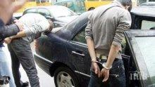 Арестуваха вандали, вилнели в парка на Велинград