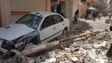 Десетки са ранените след земетресението в Иран