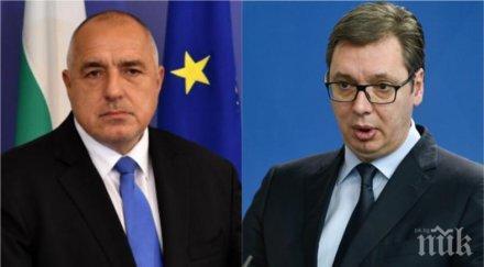 Вучич се готви за среща с Борисов и Радев, не отдавал голямо значение на конфликта между България и Сърбия