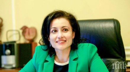 Експерти благодарят на Деси Танева - мерките на министърката срещу Африканската чума дават бърз ефект