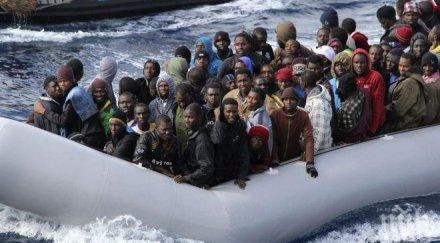 Папа Франциск зове: Направете хуманитарни коридори за мигрантите от Либия