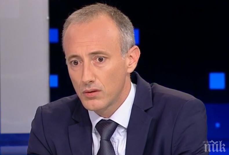 ИЗВЪНРЕДНО В ПИК TV: Министър Вълчев с горещ коментар за учебниците по история - всички конфликтни текстове се променят (ОБНОВЕНА)