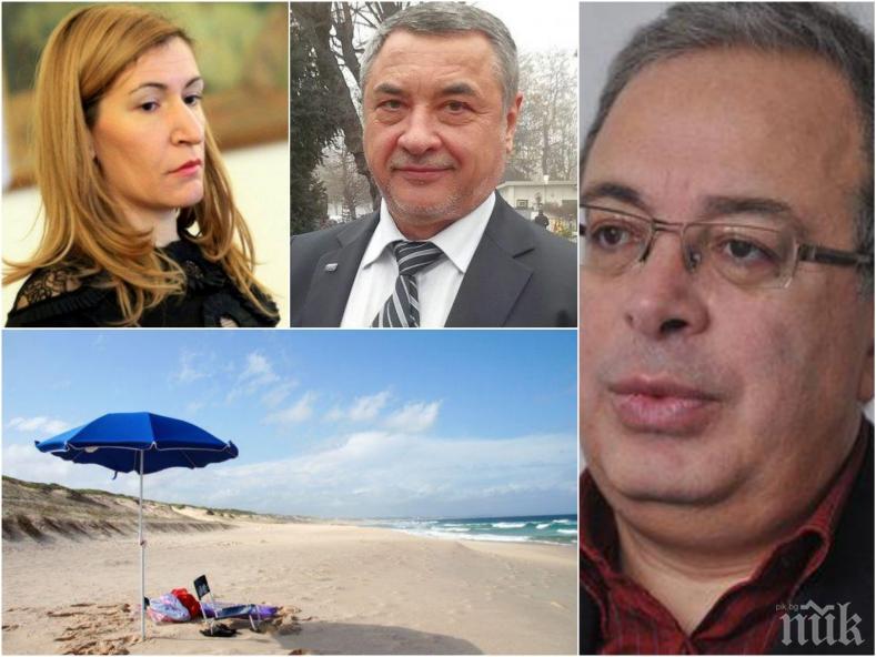 САМО В ПИК: Сагата с туризма расте! Бивш зам.-министър заговори за оставката на Ангелкова: Вече го няма Валери Симеонов, за да го обвинява, че й пречи