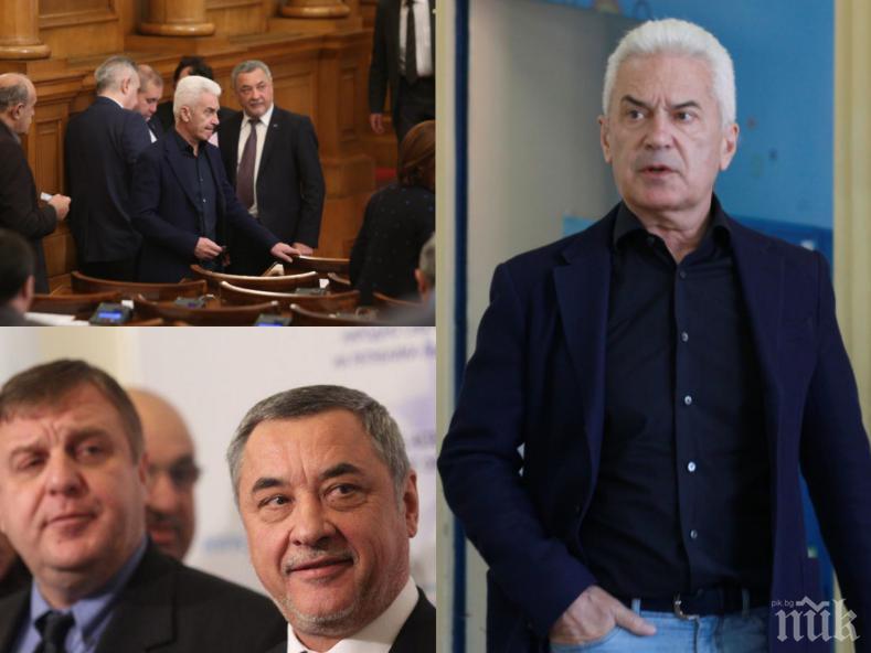 БОМБА В ПИК: Волен Сидеров с ексклузивно интервю пред медията ни след отстраняването му - ВМРО и НФСБ минирали голямата коалиция: Решението им е незаконосъобразно!