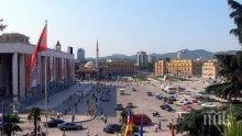 Двама ранени при инцидент с автомобил на руското посолство в Албания