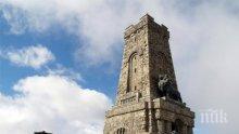 Ремонтът на паметника на връх Шипка ще приключи по-рано