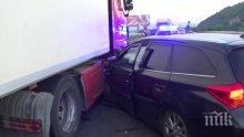 ИЗВЪНРЕДНО: Тежка катастрофа на пътя Разград – Русе, има загинали (ОБНОВЕНА)