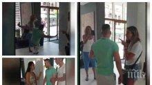 """ЧУТОВЕН СКАНДАЛ НА МОРЕТО! Израелският """"Канал 2"""" гърми: Изгониха с ритници наши туристи от български хотел (ВИДЕО/СНИМКИ)"""