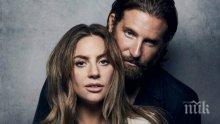 ВЕЧЕ НЕ СЕ КРИЯТ: Лейди Гага и Брадли Купър заживяват заедно
