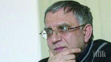 Цветозар Томов: Машинното гласуване ще увеличи рисковете за вота на местните избори