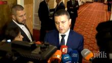 Владислав Горанов предложи автоматичен контрол на данъчните складове