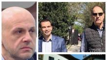 ИЗВЪНРЕДНО: Томислав Дончев с остър коментар за дерибейството на кмета в Сандански - очаква скоро да има решение на ГЕРБ за скандала