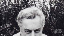 Георги Чапкънов направи бюст-паметник на Борис Христов