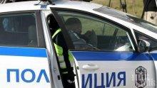 ЕКШЪН В НЕСЕБЪР: Много пиян турист открадна такси, катастрофира зрелищно и се сби