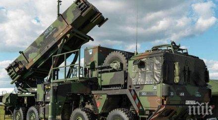 """Турция може да купи от САЩ ракети """"Пейтриът"""""""