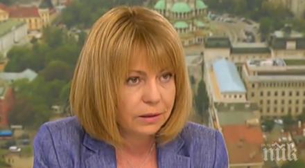 Фандъкова: Номинират Мая Манолова като знаково лице на БСП