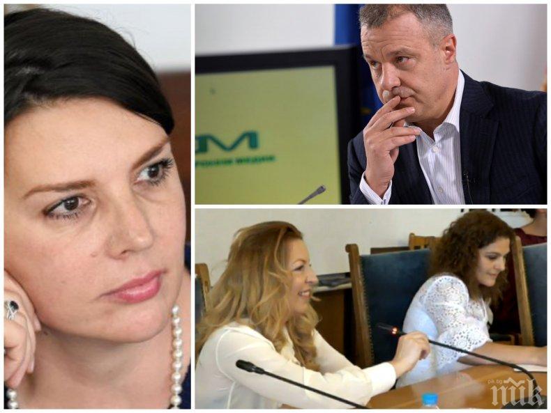 САМО В ПИК TV: Членът на СЕМ Бетина Жотева с ексклузивни разкрития пред медията ни за новия шеф на БНТ и избора на нови членове на комисията (ОБНОВЕНА)