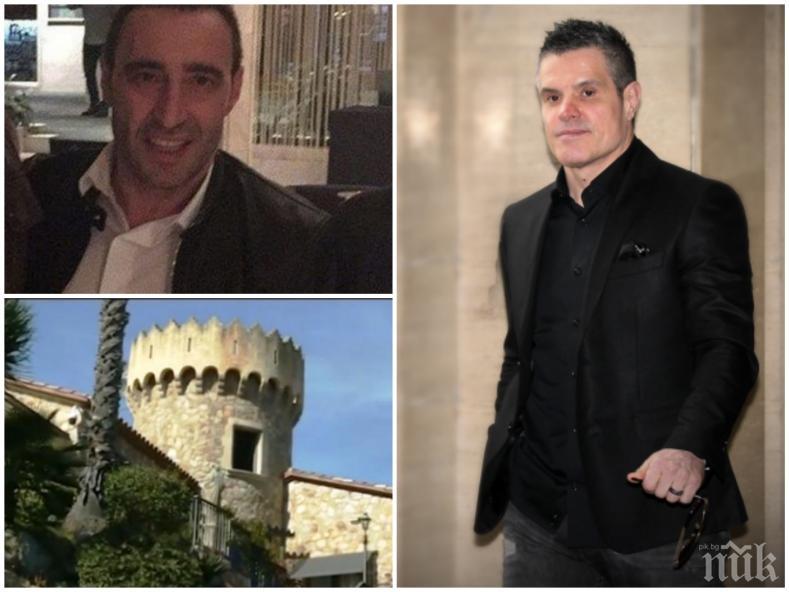ОРТАЦИ: Брендо се укривал 2 месеца в жилище на Жоро Шопа - нашенци от Хирона сигнализирали службите за леговището на Евелин Банев