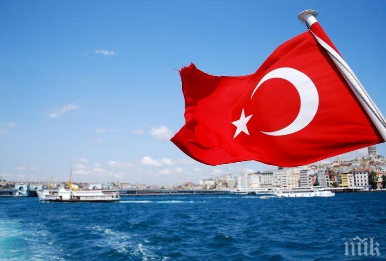Турските власти отхвърлиха твърденията, че сондажите на Анкара в Източното Средиземноморие са нелегитимни