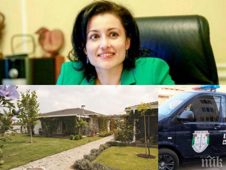 ПЪРВО В ПИК TV! Десислава Танева с разкрития за злоупотребите след проверките на къщи за гости: Прокуратурата проверява имотите на роднините на Елена Йончева (ОБНОВЕНА)