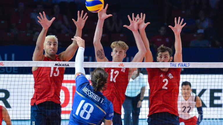 САЩ и Полша тръгнаха с победи във финалите на Лигата на нациите