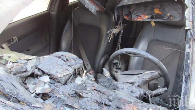Полицията хвана в лъжа проф. Минеков - атаката била срещу съседен автомобил