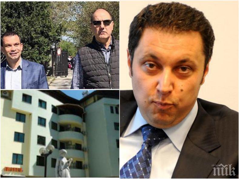 ПЪРВО В ПИК: Яне Янев с нови разкрития за скандалните схеми на кмета в Сандански (ОБНОВЕНА/СНИМКИ)
