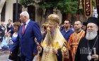 Пловдив посрещна честната глава на света Марина със 7 топовни салюта (ВИДЕО/СНИМКИ)