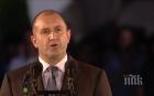 Радев с политическа реч в Карлово, Нинова редом до Карадайъ пред паметника на Левски (СНИМКИ)