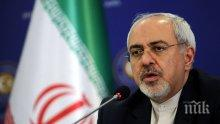 Външният министър на Иран: Хора от обкръжението на Доналд Тръмп искат война с нас