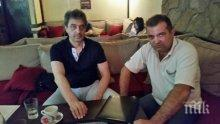 """""""Боецът"""" на Цветан Василев с обвинение за нападение над журналист"""