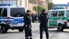 В ПОСЛЕДНИЯ МОМЕНТ: Полицията в Германия предотврати атентат
