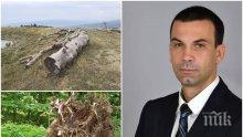 Община Сандански за сигнала на Яне Янев: Проверката на две институции категорична – няма незаконно изсичане на горски фонд