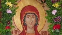 ГОЛЯМ ПРАЗНИК: Почитаме една от обичаните светици в България - черпят и шест хубави имена