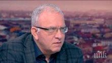 Социологът Цветозар Томов разнищи парите за партиите, машинния вот и ветото на Радев