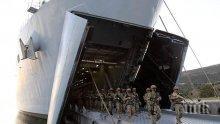 От Пентагона обявиха за продължаването на съвместните военни учения между САЩ и Турция