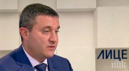 СЕРИОЗНО ПРЕДУПРЕЖДЕНИЕ! Владислав Горанов за хакерската атака на НАП: Който се опита да злоупотреби с източените данни, ще бъде преследван от закона