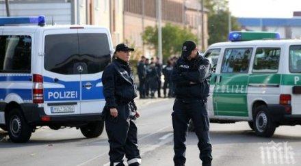 последния момент полицията германия предотврати атентат