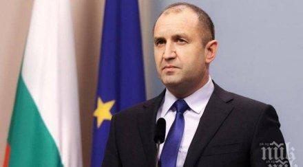 Президентът Радев обърна палачинката: Не съм против Ф-16