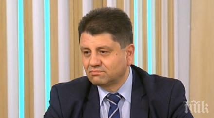 ГОРЕЩА ТЕМА! Красимир Ципов изплю камъчето и каза защо се върна в парламента