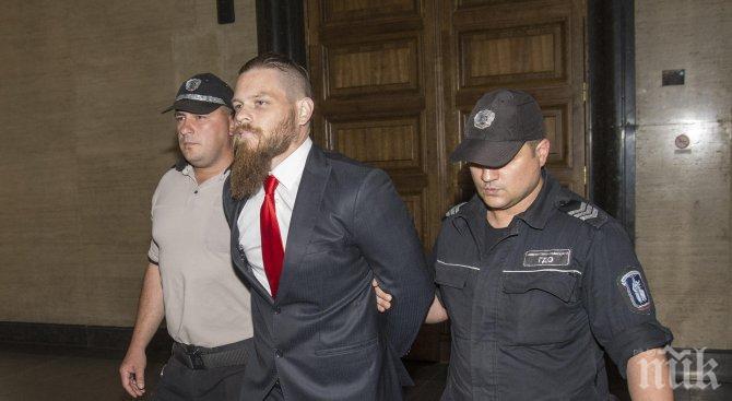 Съдът отказа да пусне предсрочно убиеца на студента Андрей Монов