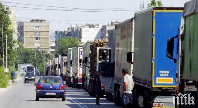 ИНОВАЦИЯ: Глобяват в движение претоварените камиони